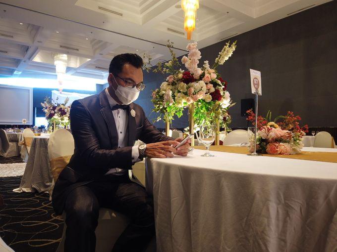 Angga & Mona Wedding by HENRY BRILLIANTO - 005