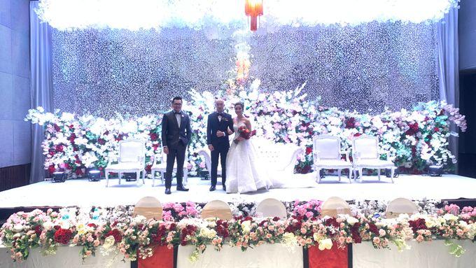 Angga & Mona Wedding by HENRY BRILLIANTO - 001