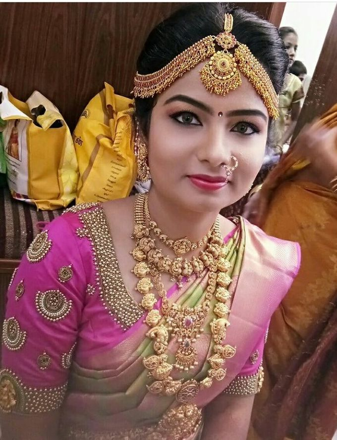 Bridal Makeup by AES - 005