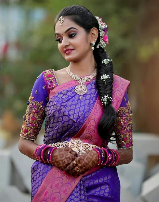 Bridal Makeup by AES - 001