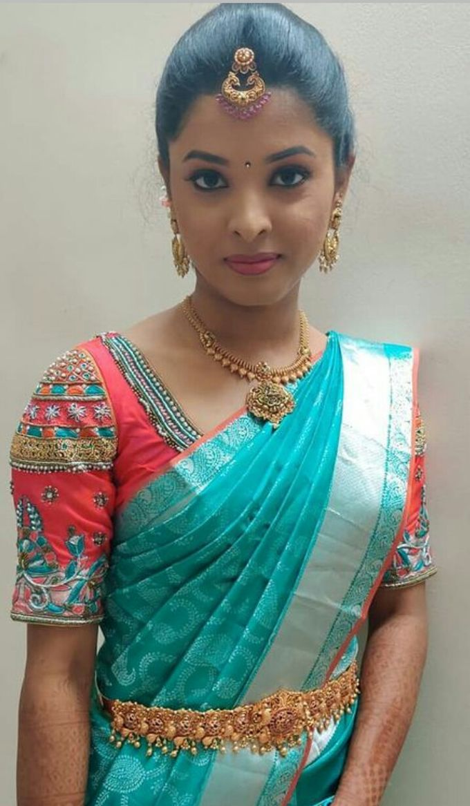 Bridal Makeup by AES - 004