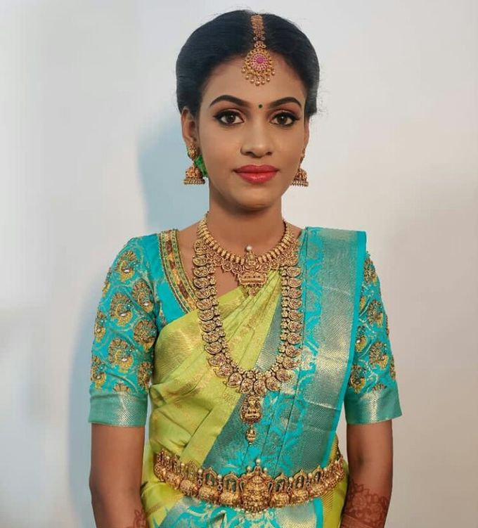 Bridal Makeup by AES - 002