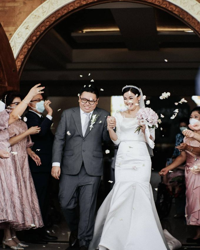 Kevin & Margaret Wedding by NOMA Jewelry & Accessories - 003