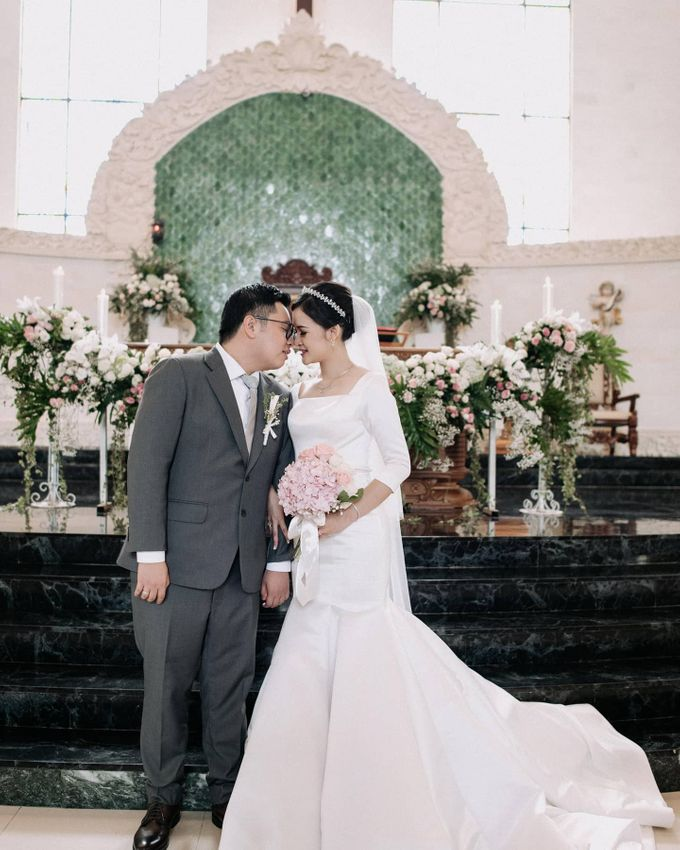 Kevin & Margaret Wedding by NOMA Jewelry & Accessories - 004