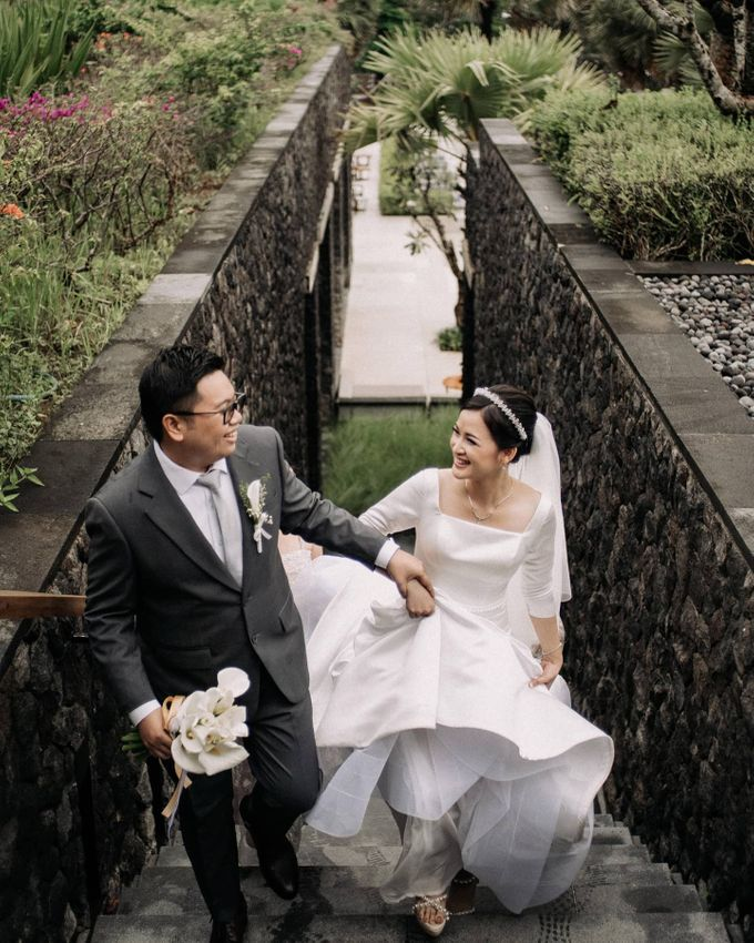 Kevin & Margaret Wedding by NOMA Jewelry & Accessories - 006