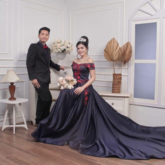 Prewedding Indoor Studio by AMEY CHAN SALON BRIDAL - 001