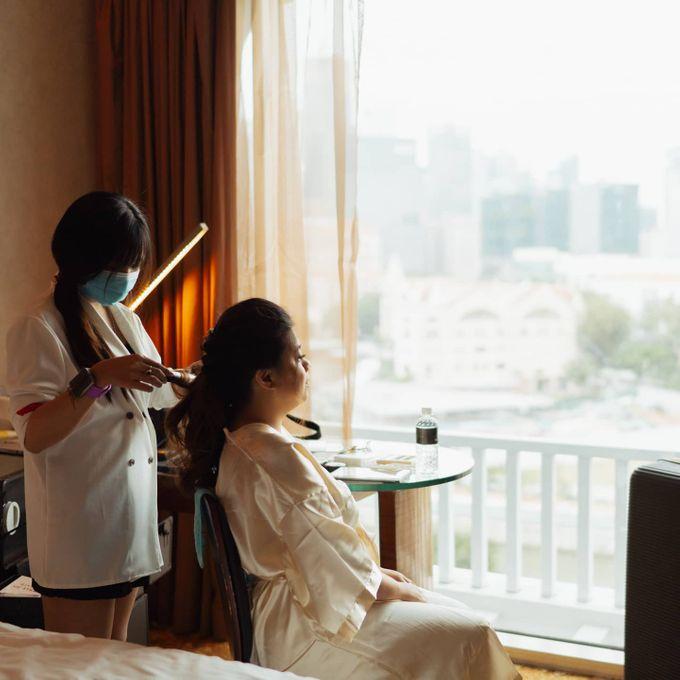 Clark Quay Park Hotel by Izzy Makeup Artistry - 005