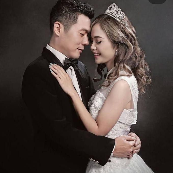 Prewedding Indoor Studio by AMEY CHAN SALON BRIDAL - 004