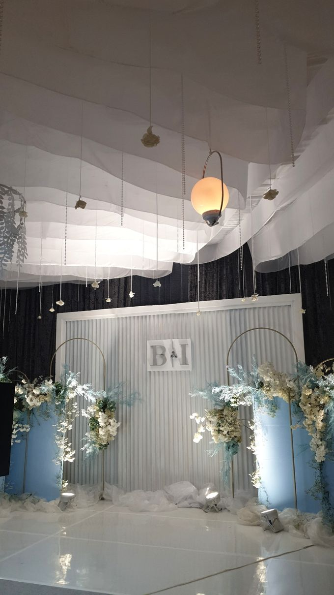 The Wedding Of Brian And Inriani by Lasika Production - 001