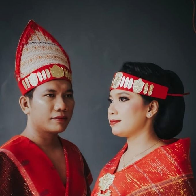 BATAK WEDDING by KIN NUMBER BEAUTY LOUNGE & STUDIO - 004