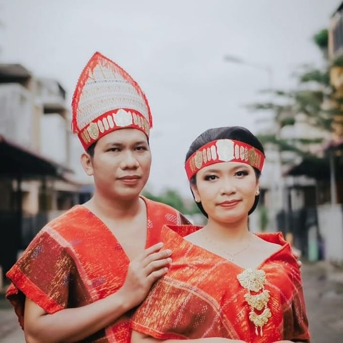 BATAK WEDDING by KIN NUMBER BEAUTY LOUNGE & STUDIO - 002