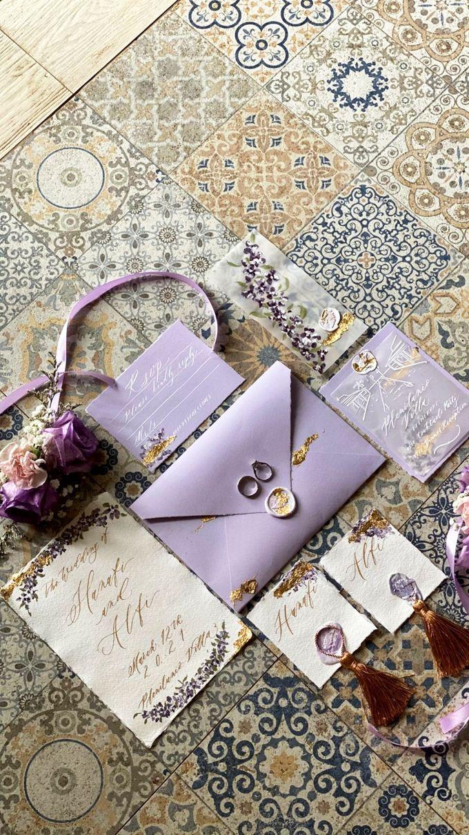 Intimate Wedding of Alfi & Hanafi by Bali Wedding Atelier - 008