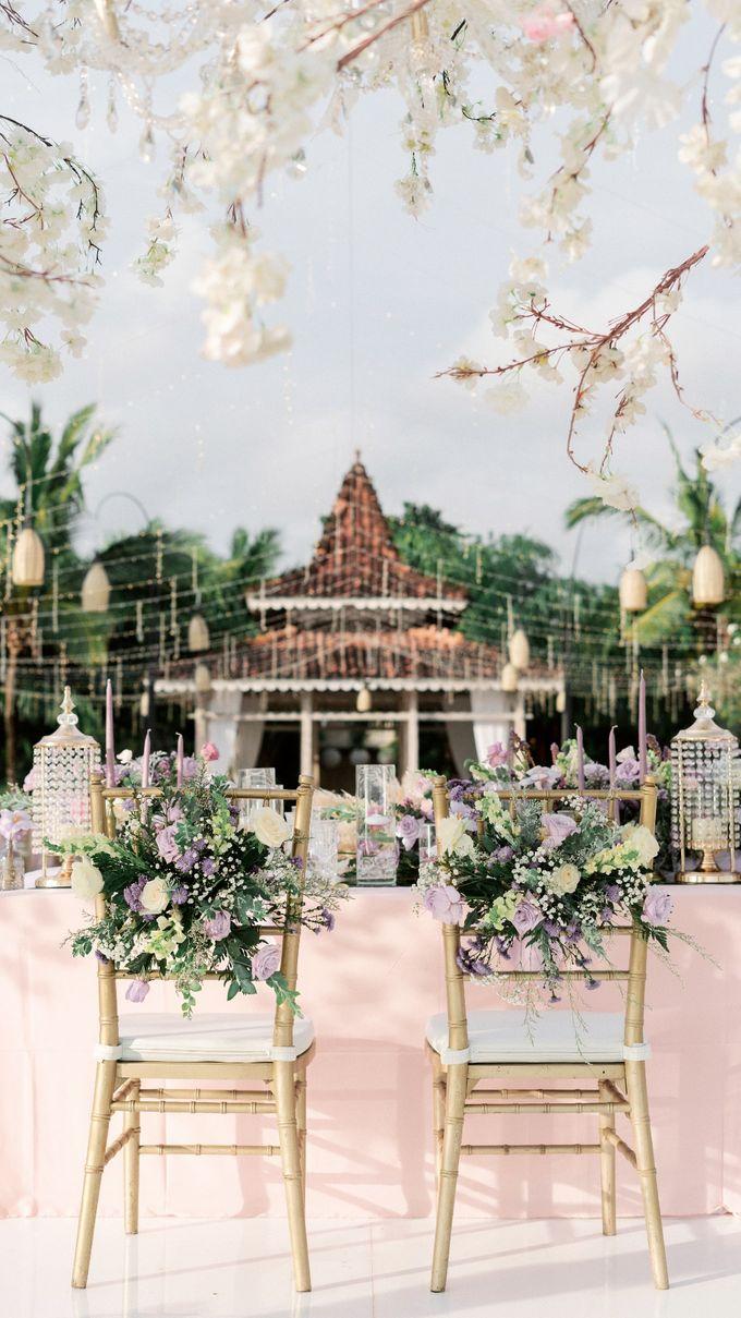 Intimate Wedding of Alfi & Hanafi by Bali Wedding Atelier - 005
