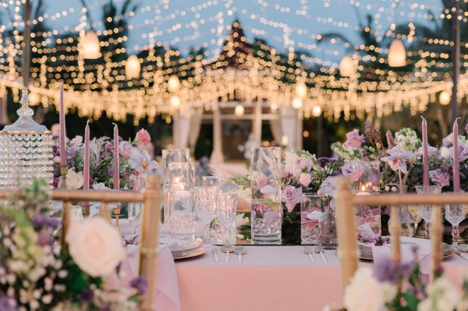 Intimate Wedding of Alfi & Hanafi by Bali Wedding Atelier - 002