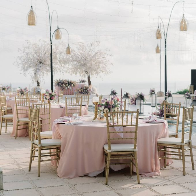 Intimate Wedding of Alfi & Hanafi by Bali Wedding Atelier - 007