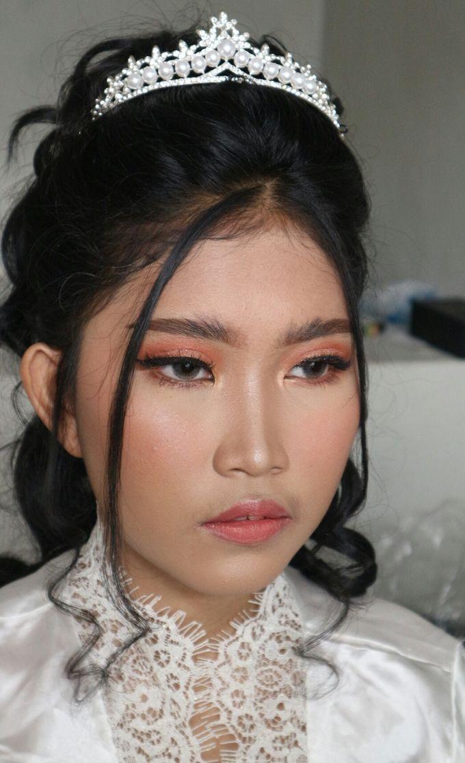 Holy Matrimony Wedding Makeup by Hana Gloria MUA - 004