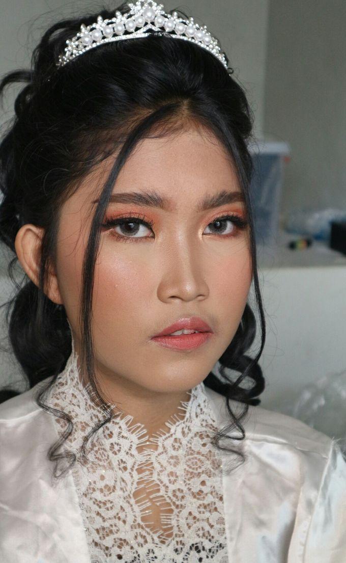 Holy Matrimony Wedding Makeup by Hana Gloria MUA - 001