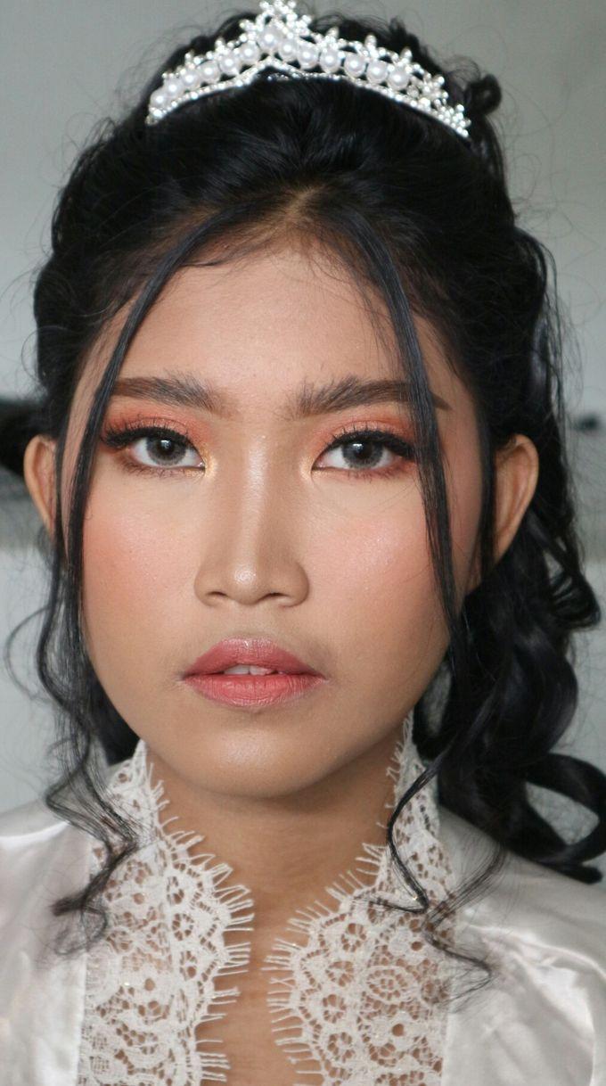 Holy Matrimony Wedding Makeup by Hana Gloria MUA - 002