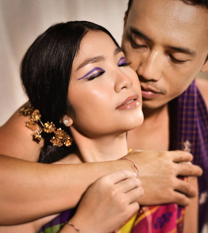 Prewedding by CHERIS'H makeup artist - 005