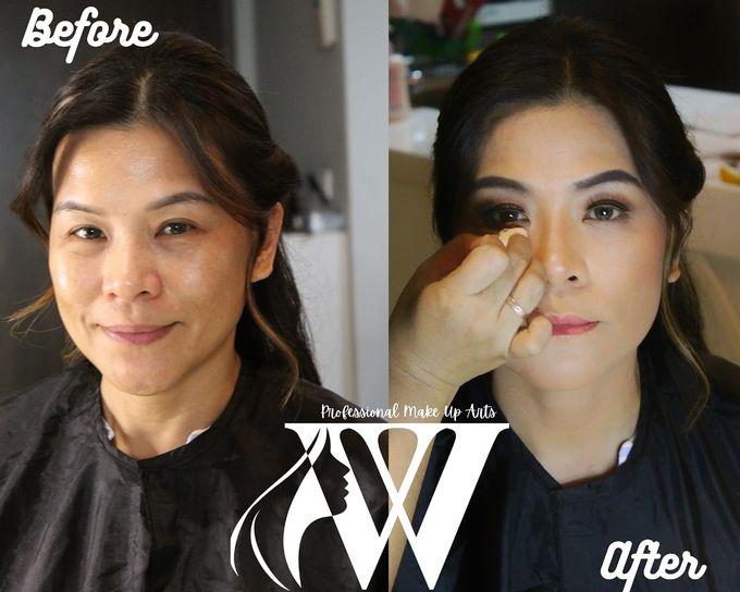 Miss Carey Trial Project by WANDA BEAUTY ID - 001
