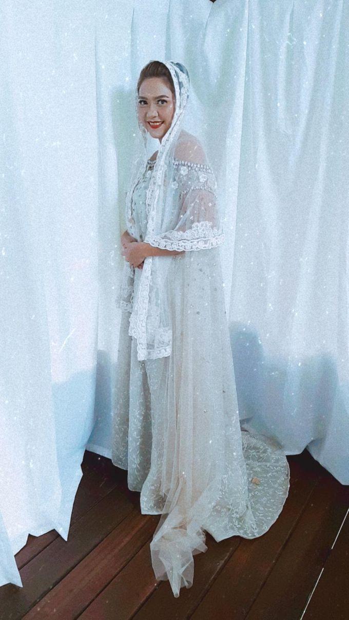 Marissa Outdoor Reception Dress by SARSA - 002