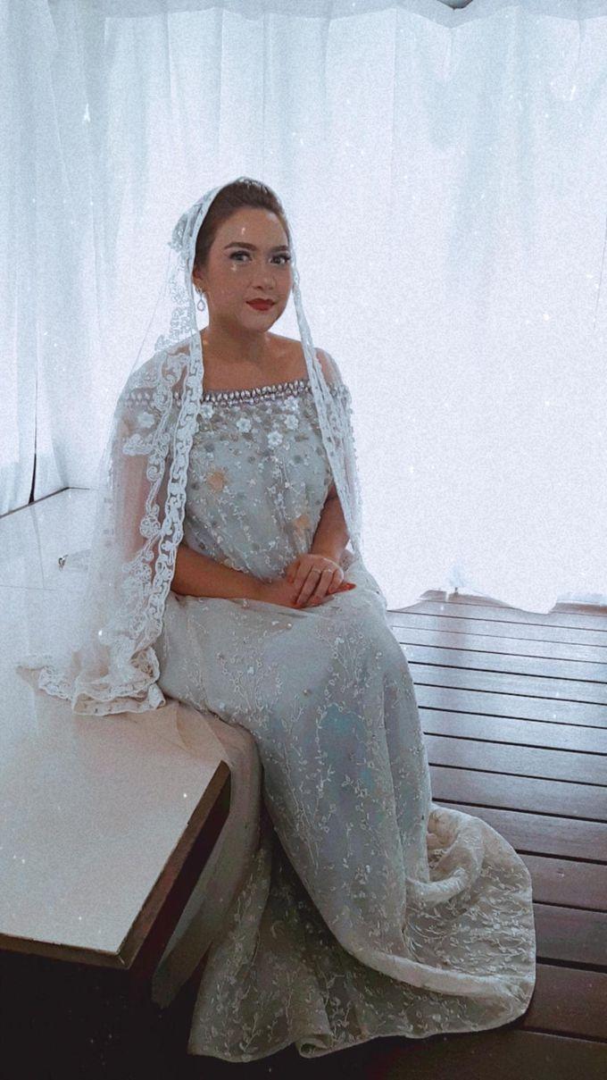 Marissa Outdoor Reception Dress by SARSA - 004