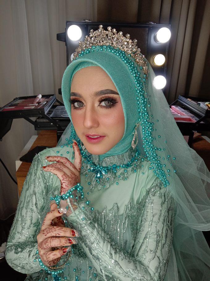 Hijabdo Modern by iir bahari professional makeup and wedding - 016