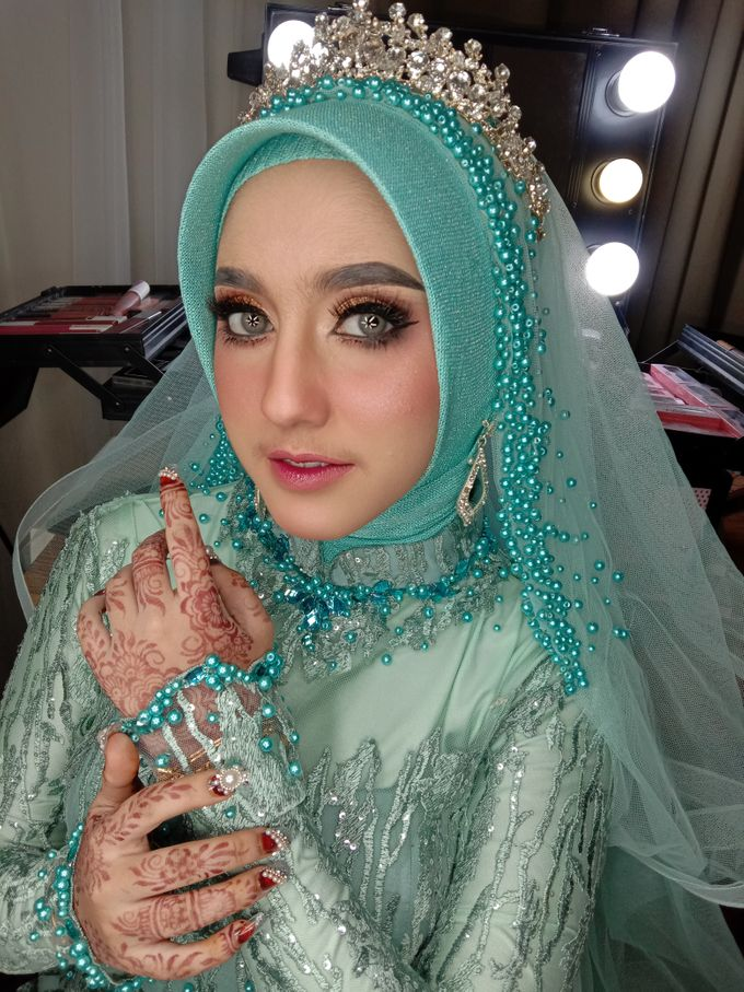Hijabdo Modern by iir bahari professional makeup and wedding - 015