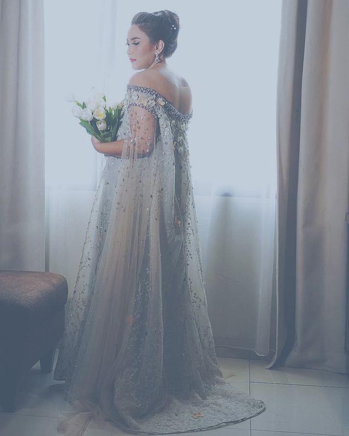 Marissa Outdoor Reception Dress by SARSA - 001