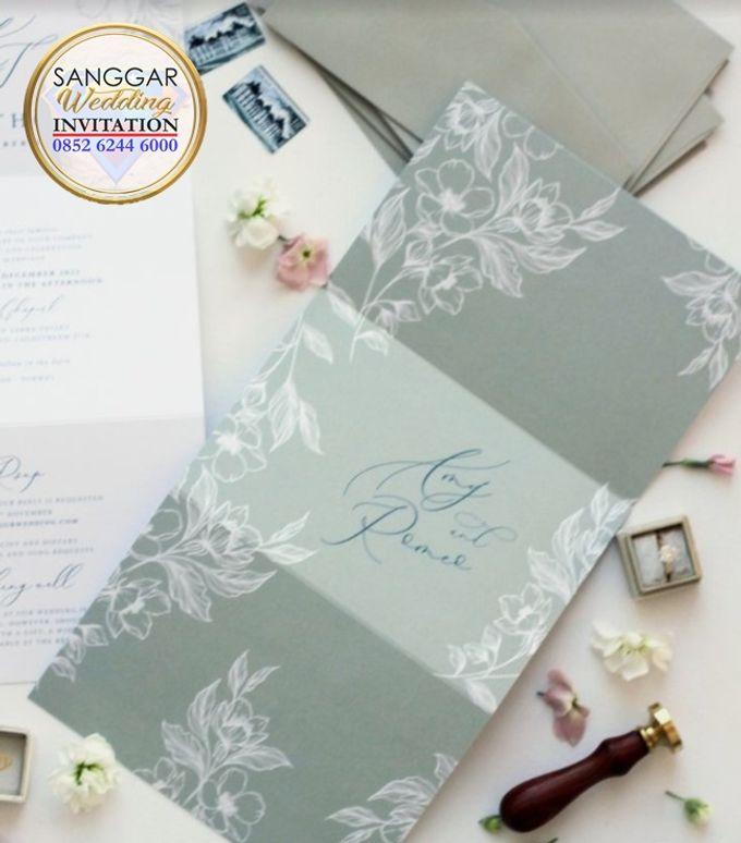 LUCY & RAYMOND (Soft Flory Ornament Luxury) by Sanggar Undangan - 001