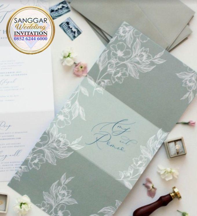 LUCY & RAYMOND (Soft Flory Ornament Luxury) by Sanggar Undangan - 003