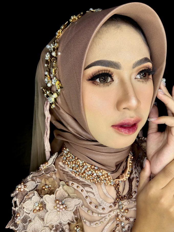 Hijabdo Modern by iir bahari professional makeup and wedding - 004