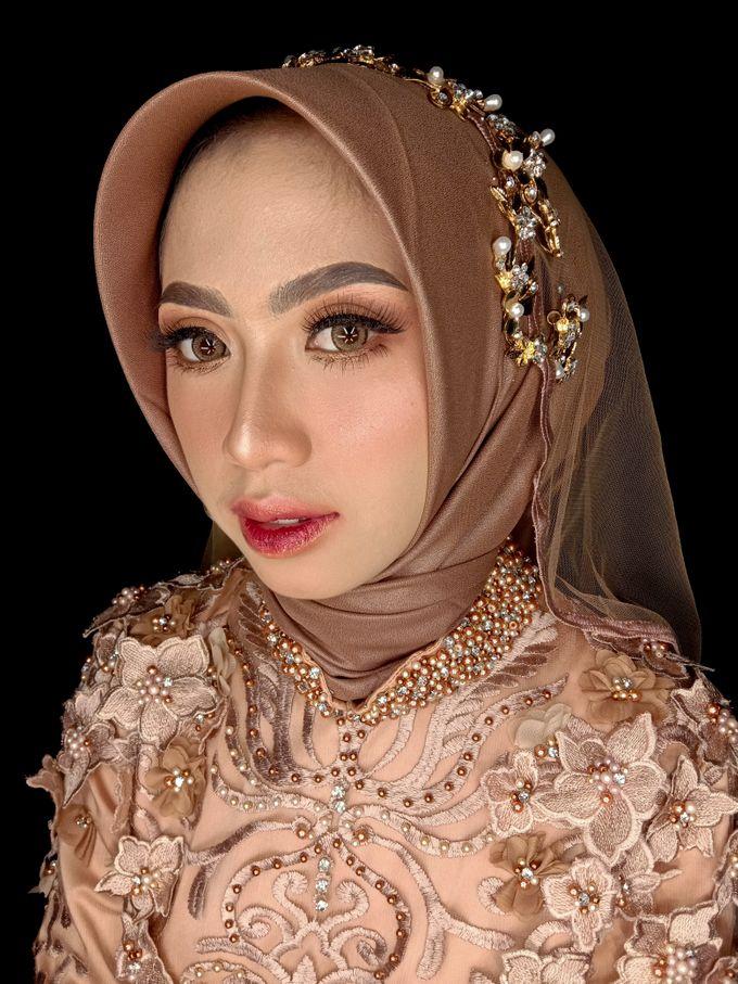 Hijabdo Modern by iir bahari professional makeup and wedding - 007