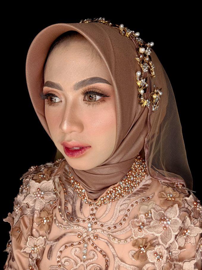 Hijabdo Modern by iir bahari professional makeup and wedding - 009