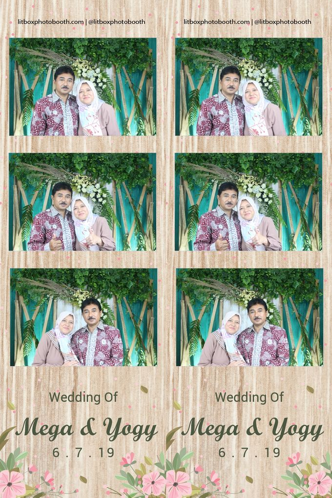 Wedding Of Mega and Yogi by Litbox Photobooth - 004