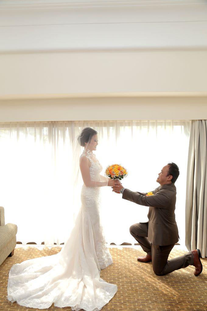 Gandhy & Vivin Wedding Day by KYRIA WEDDING - 002