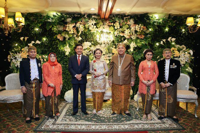Traditional Wedding of Ami & Adi by MERCANTILE PENTHOUSE WEDDING - 026