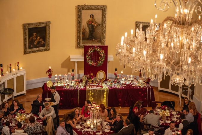 Christmas wedding in Laed by Diamond Events - 023