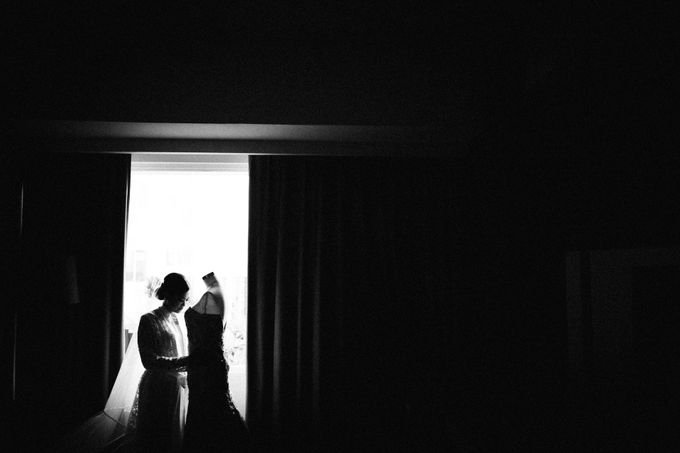 Angga & Ratna Wedding Day by Chroma Pictures - 007