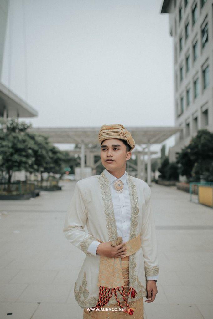The Wedding Of Fara & Alief by alienco photography - 013