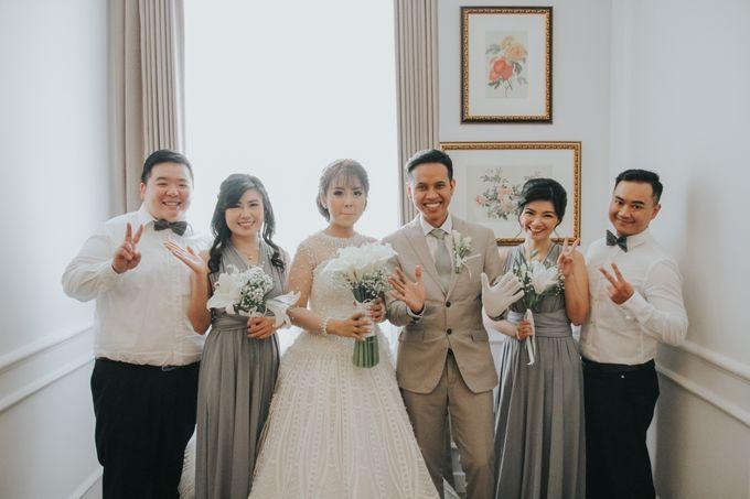 Wedding of Margaretha & Purwo Adi by Ariel Photography - 029