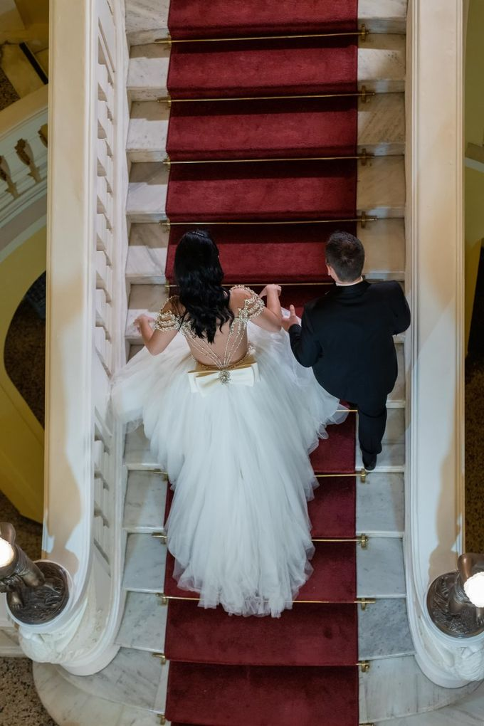 Christmas wedding in Laed by Diamond Events - 024