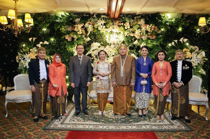 Traditional Wedding of Ami & Adi by MERCANTILE PENTHOUSE WEDDING - 027