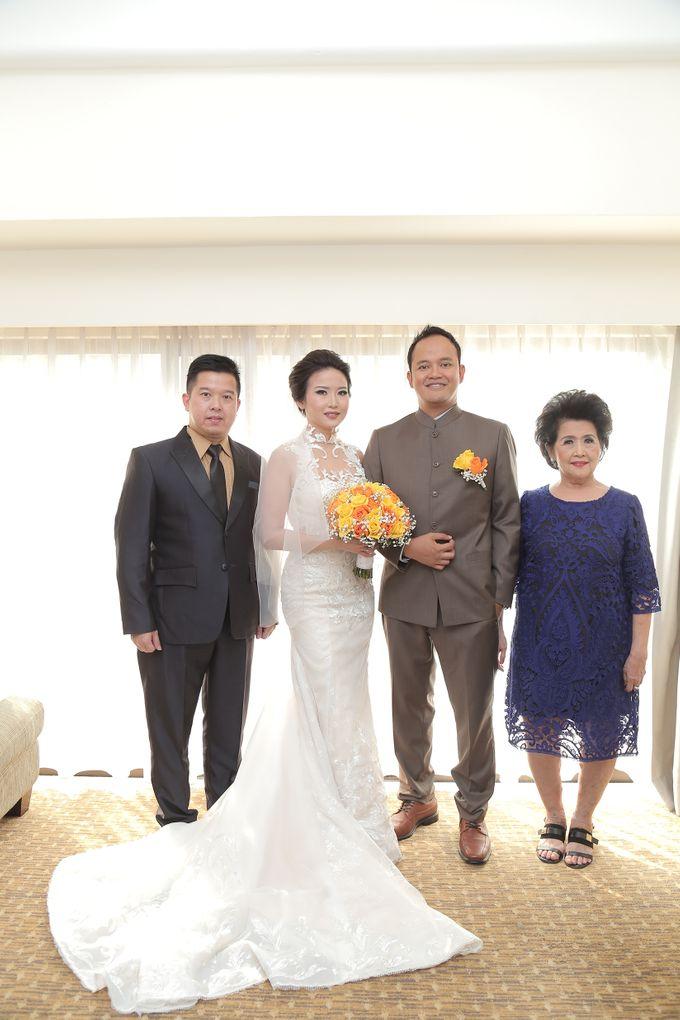 Gandhy & Vivin Wedding Day by KYRIA WEDDING - 003
