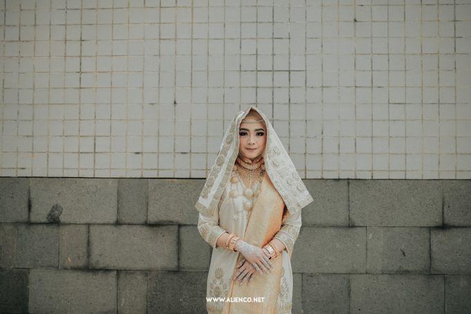 The Wedding Of Fara & Alief by alienco photography - 014