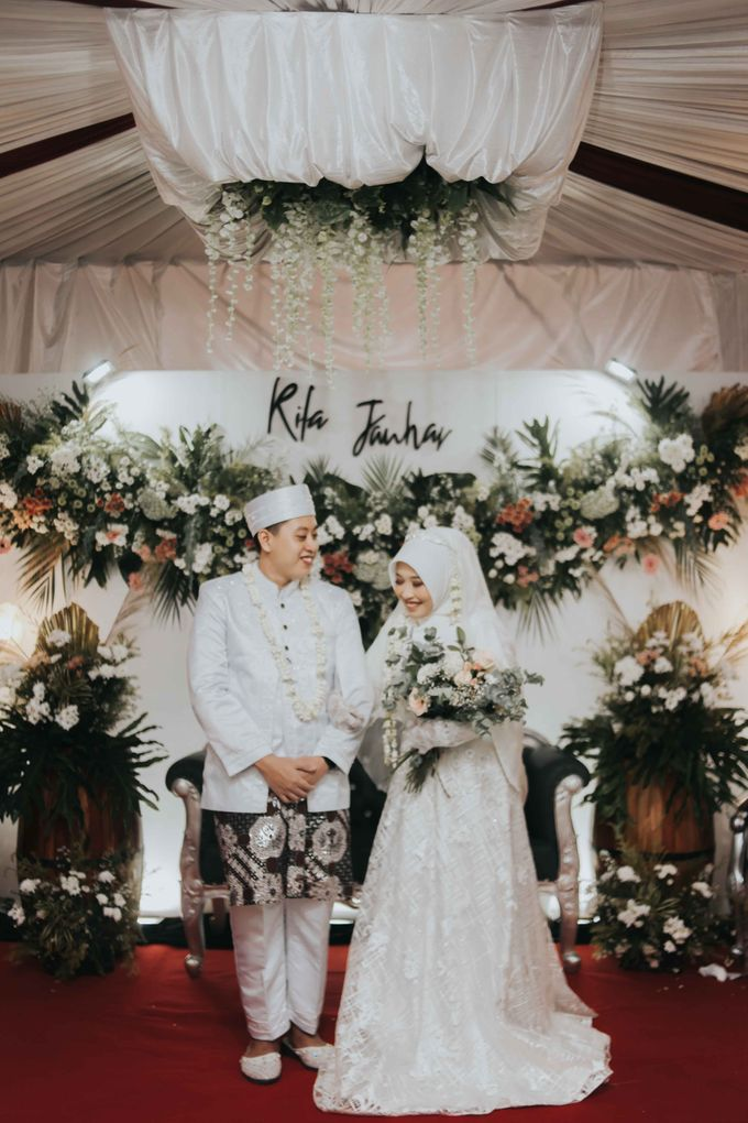 Rila & Jauhar Wedding by SAND WEDDING ORGANIZER - 009