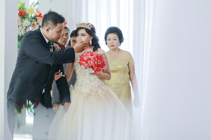 Wedding Steven & Della by aaron Photo & Cinema - 009