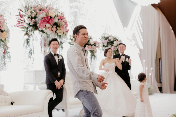 Christian & Herlinda Wedding by IKK Wedding Planner - 045