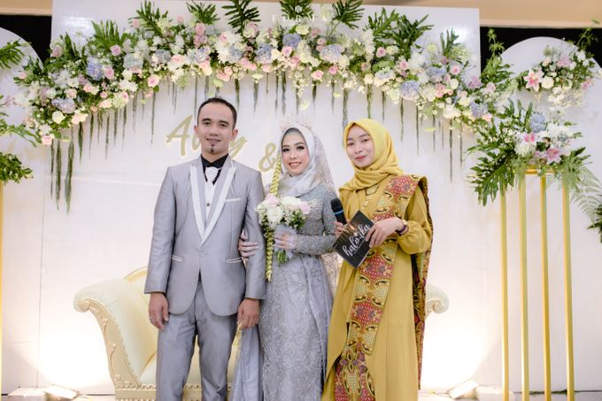 MC Akad Nikah Anisy & Hafidz by FORMA Photography - 006