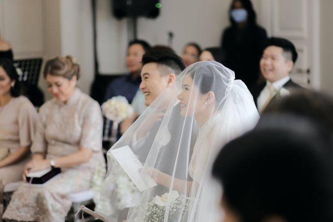 The Wedding of  Julian & Pricillia by Cappio Photography - 018